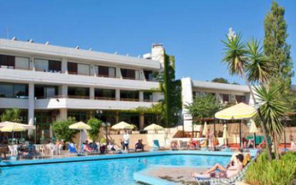 Řecko, oblast Rhodos, letecky, polopenze, ubytování v 3* hotelu na 8 dní
