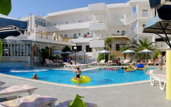 Grecian Fantasia Resort, Řecko, Faliraki, letecky, Polopenze, 11 nocí / 12 dnů