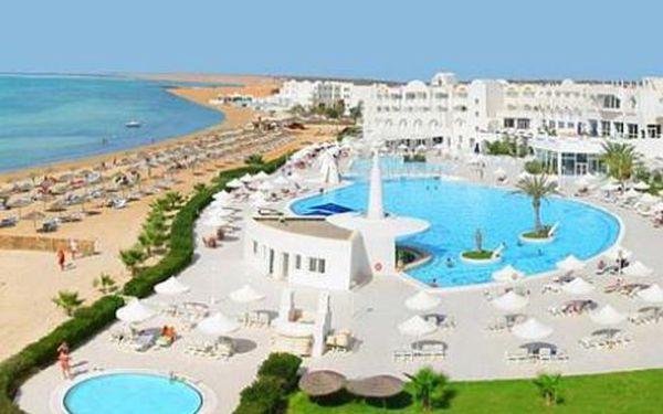 Tunisko, oblast Djerba, letecky, all Inclusive, ubytování v 4* hotelu na 8 dní