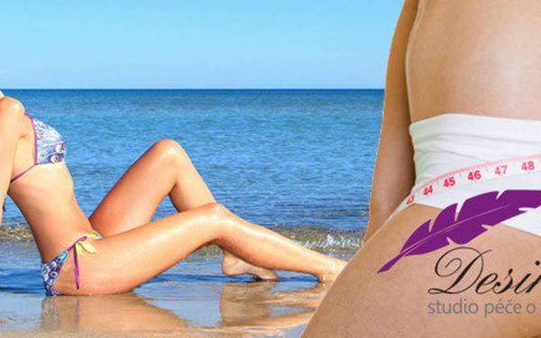 Připravte své tělo do plavek s kavitací a lymfodrenáží
