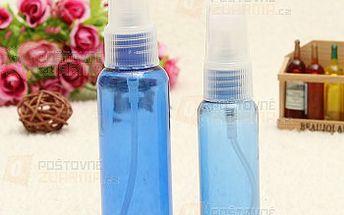 Praktické lahvičky s funkcí spreje - dvě velikosti a poštovné ZDARMA! - 18811183