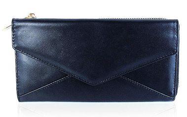 Dámská černá peněženka Belle & Bloom