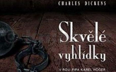 Audiokniha Skvělé vyhlídky, Charles Dickens