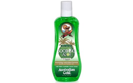 Australian Gold Soothing Aloe After Sun Gel 237ml Gel po opalování