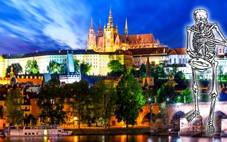 Vyrazte za strašidly na Pražský hrad!