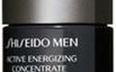Shiseido MEN Active Energizing Concentrate 50ml Pánská pleťová kosmetika M