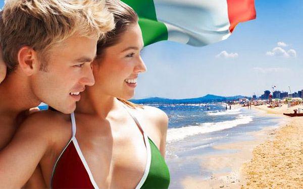 Itálie - Rosolina Mare - 8 dní u moře a dítě do 6 let ZDARMA. Apartmánové domy v populárním letovisku jen 150 m od pláže. Moře, slunce, pohoda a 8 dní v Itálii na dosah magických Benátek. Letní dovolená na Jadranu s NewGo.cz!