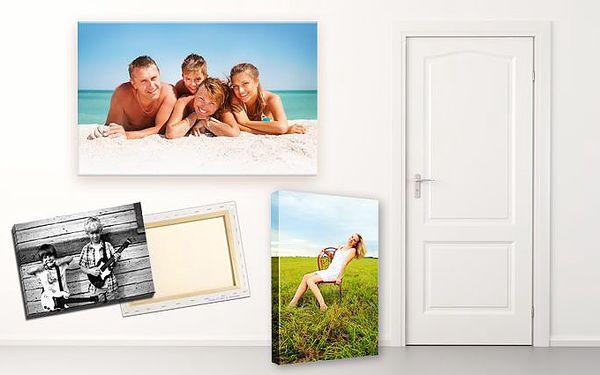 Fotoobraz z vaší vlastní fotografie - 4 různé rozměry