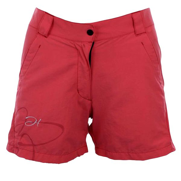 Dámské červenorůžové sportovní šortky Hannah