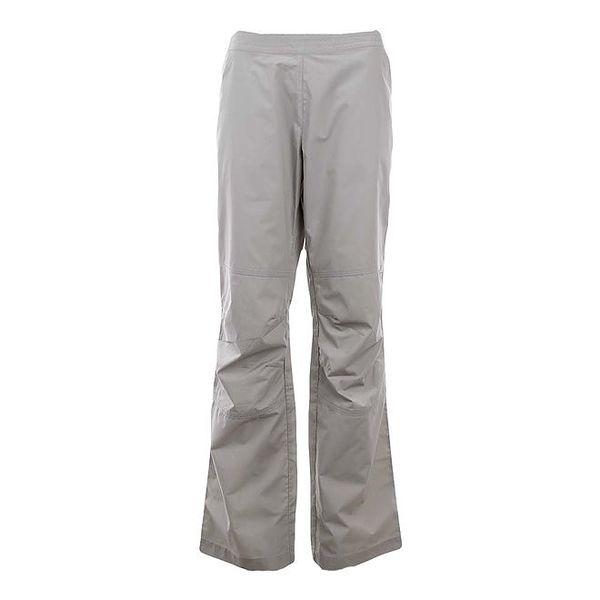 Dámské šedobéžové kalhoty Hannah