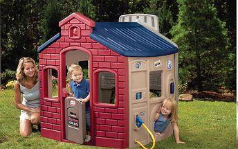 Little Tikes 444D - Městský domek na hraní