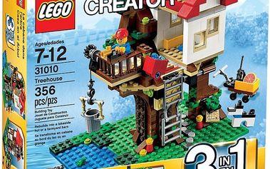 LEGO CREATOR 31010 Domek na stromě