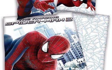 Dadka povlečení Amazing Spiderman 140x200 70x90