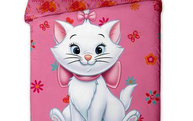 Dadka bavlna povlečení Marie cat Stripe 140x200 70x90
