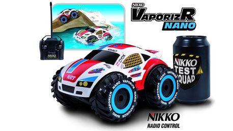 NIKKO RC auto Nano VaporizR - červeno-modrý (19910020)