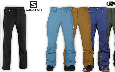 Pánské funkční kalhoty Salomon a Bonfire