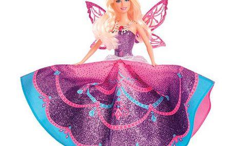 Mattel Y6373 - Barbie vílí princezna
