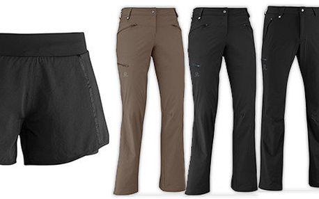 Dámské kalhoty a kraťasy Salomon