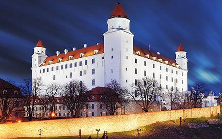 Levné ubytování Bratislava
