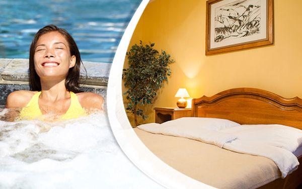 Relaxační pobyt v Piešťanech pro DVA na 3 dny s wellness a polopenzí