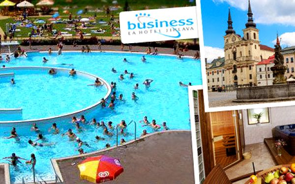 Dovolená na Vysočině – zoo, aquapark i wellness