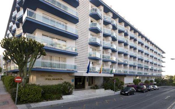 Hotel Palmasol, Andalusie, Španělsko, letecky, polopenze