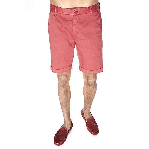 Pánské červené šortky Giorgio di Mare