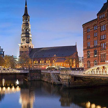 Víkendový zájezd do německého Hamburku. Prázdninový termín 18.-20.7.2014