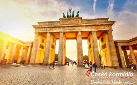 Berlín a Postupim – zájezd s ubytováním