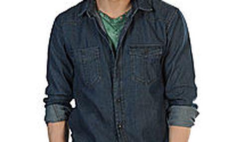 Tom Tailor Pánská džínová košile (TT-3197)