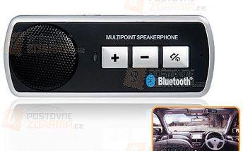 Bluetooth handsfree do auta a poštovné ZDARMA! - 20808099