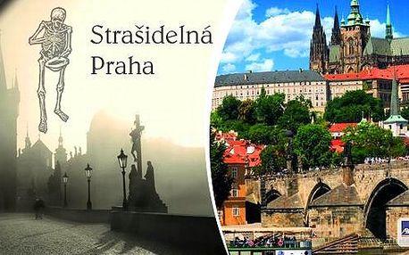 Za strašidly na Pražský hrad - úžasná procházka pro celou rodinu nebo jednotlivce! Ukažte dětem historii netradičně!