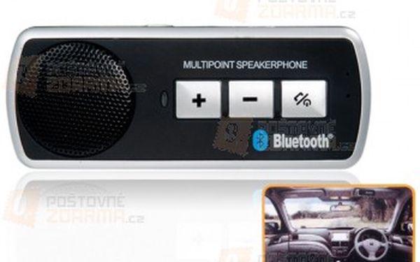 Bluetooth handsfree do auta a poštovné ZDARMA! - 19308099