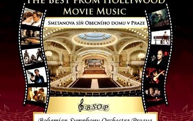 Filmové hity v podání Bohemian Symphony Orchestra Prague