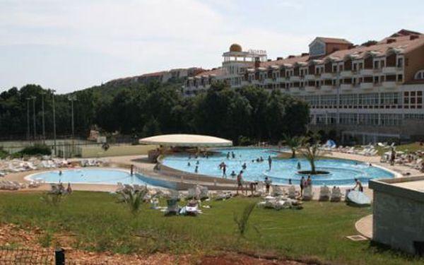 Chorvatsko, oblast Kvarner, bez stravy, ubytování v 3* hotelu na 8 dní