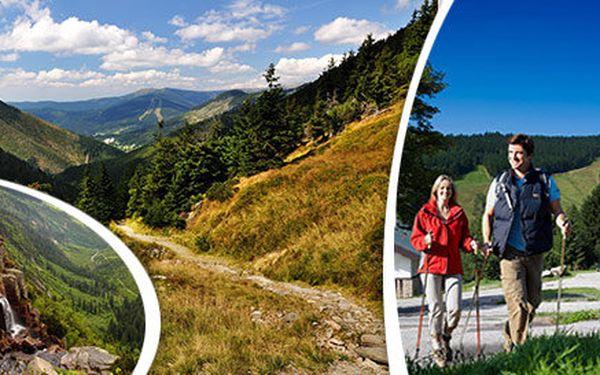 3denní horský relax v Parkhotelu Harrachov***