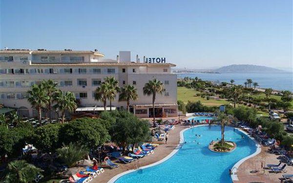Hotel Best Mojacar, Almería, Španělsko, letecky, All inclusive