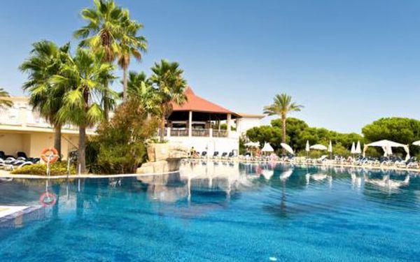 Španělsko, oblast Andalusie, letecky, polopenze, ubytování v 4* hotelu na 8 dní