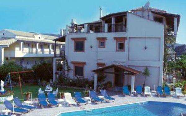 Řecko, oblast Korfu, letecky, snídaně, ubytování v 3* hotelu na 8 dní