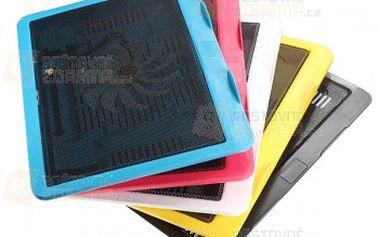 Chladící podložka pod notebook - 6 barev a poštovné ZDARMA! - 20211348