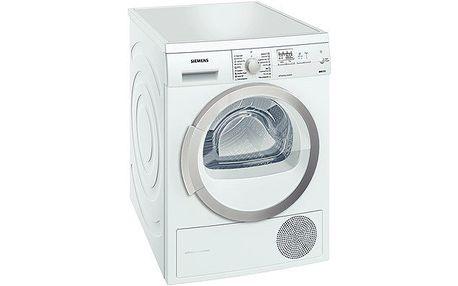 Kondenzační sušička prádla Siemens WT46W564BY s tepelným čerpadlem v energeticky úsporné třídě A++