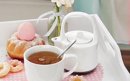 Konvička na čaj a šálek
