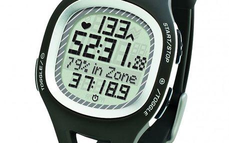 Sigma PC10.11 je 10-ti funkční sporttester jehož součástí je hrudní pás pro měření tepové frekvence