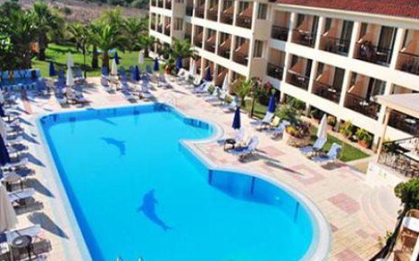 Řecko, oblast Zakynthos, letecky, polopenze, ubytování v 4* hotelu na 8 dní