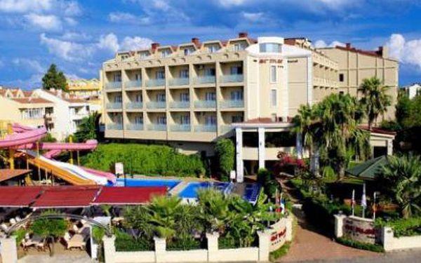 Turecko, oblast Marmaris, letecky, all Inclusive, ubytování v 4* hotelu na 8 dní