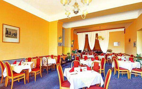 4 nebo 6 dní wellness v hotelu Romania*** v Mariánských Lázních pro 2 osoby
