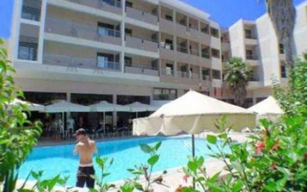 Řecko, oblast Kos, letecky, bez stravy, ubytování v 3* hotelu na 8 dní