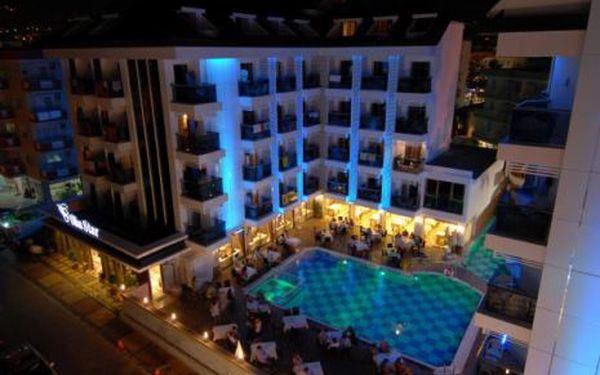 Turecko, oblast Alanya, letecky, ultra All inclusive, ubytování v 4* hotelu na 8 dní