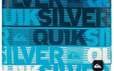 Pánská rozevíraci peněženka Quiksilver Word Pl Eu z letní kolekce 2014