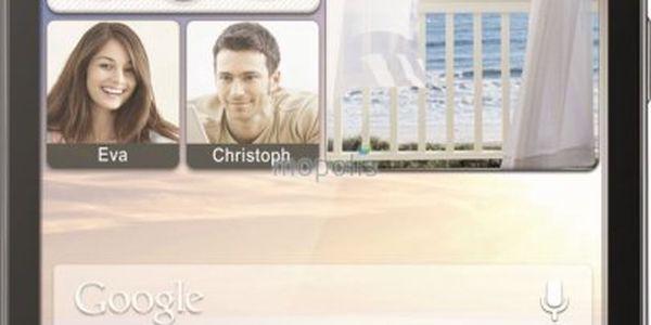 Mobilní telefon Huawei Ascend G630, černý